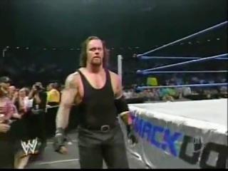 John Cena VS Undertaker (WWE SmackDown 24/06/2004)